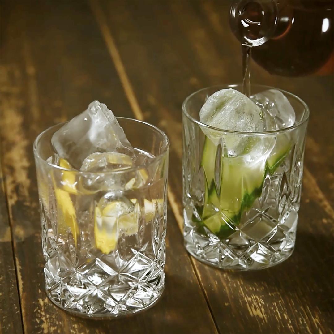 Gin Tonic Trinken